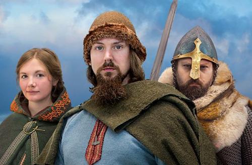 Image of some Vikings