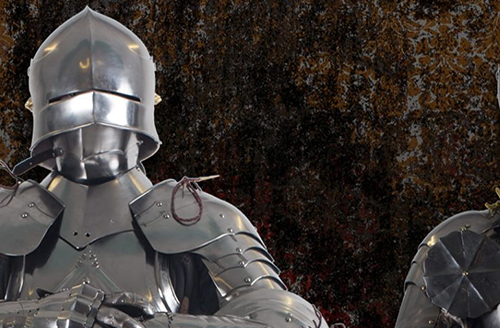 Image of a suit of armour
