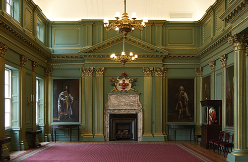 Image of the inside of York Mansion House